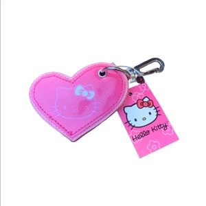 Sanrio Hello Kitty Heart Charm Pink Accessory 05'